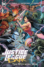 Image: Justice League Dark Vol. 03: The Witching War SC  - DC Comics