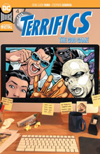 Image: Terrifics Vol. 03: The God Game SC  - DC Comics