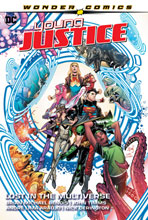 Image: Young Justice Vol. 02: Lost in the Multiverse HC  - DC-Wonder Comics
