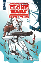 Image: Star Wars Adventures: The Clone Wars - Battle Tales #2  [2020] - IDW Publishing