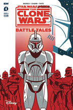 Image: Star Wars Adventures: The Clone Wars - Battle Tales #4  [2020] - IDW Publishing