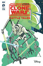 Image: Star Wars Adventures: The Clone Wars - Battle Tales #5  [2020] - IDW Publishing