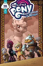 Image: My Little Pony: Friendship Is Magic #89 (cover B - Hickey) - IDW Publishing