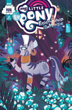 Image: My Little Pony: Friendship Is Magic #89 (incentive 1:10 cover - Justasuta) - IDW Publishing