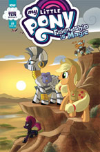 Image: My Little Pony: Friendship Is Magic #89 (incentive 1:25 cover - Mebberson) - IDW Publishing