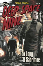 Image: Star Trek: Deep Space Nine - Too Long a Sacrifice #1 (incentive 1:10 cover - Woodward)  [2020] - IDW Publishing