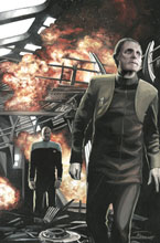 Image: Star Trek: Deep Space Nine - Too Long a Sacrifice #1 (incentive 1:25 cover - Woodward)  [2020] - IDW Publishing