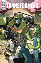 Image: Transformers #20 (cover B - Lawrence) - IDW Publishing