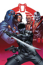 Image: G.I. Joe: A Real American Hero #275 (cover A - Atkins) - IDW Publishing
