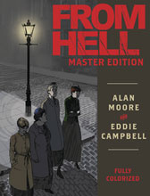 Image: From Hell: Master Edition HC  - IDW - Top Shelf