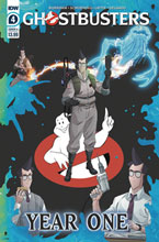 Image: Ghostbusters Year One #4 (cover A - Shoening) - IDW Publishing