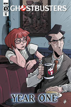 Image: Ghostbusters Year One #4 (incentive 1:10 cover - Lattie) - IDW Publishing