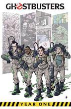 Image: Ghostbusters Year One Vol. 01 SC  - IDW Publishing