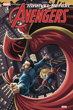 Image: Marvel Action Avengers #3 (2020) (cover A - Mapa) - IDW Publishing