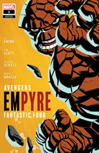 Image: Empyre #1 (variant FF cover - Michael Cho) - Marvel Comics