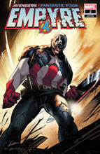 Image: Empyre #2 (variant Avenger cover - Lozano) - Marvel Comics