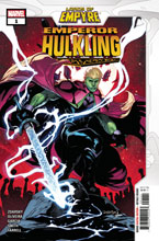 Image: Lords of Empyre: Emperor Hulkling #1 - Marvel Comics