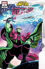 Image: Lords of Empyre: Emperor Hulkling #1 (variant cover - Vecchio) - Marvel Comics