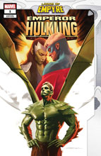 Image: Lords of Empyre: Emperor Hulkling #1 (incentive 1:50 cover - Dekal) - Marvel Comics