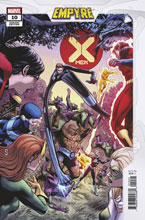 Image: X-Men #10 (variant Confrontation cover - Zircher) - Marvel Comics