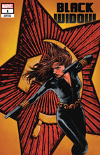 Image: Black Widow #1 (variant cover - Charest) - Marvel Comics