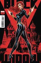 Image: Black Widow #1 (variant cover - JS Campbell) - Marvel Comics