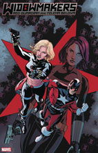 Image: Widowmakers: Red Guardian and Yelena Belova #1 - Marvel Comics