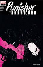 Image: Punisher vs. Barracuda #1 (variant cover - Shalvey) - Marvel Comics