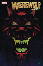 Image: Werewolf by Night #1 (variant cover - Veregge) - Marvel Comics