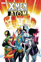 Image: Children of the Atom #1 (incentive 1:25 cover - Chang) - Marvel Comics