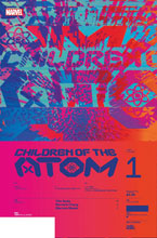 Image: Children of the Atom #1 (incentive 1:10 Design cover - Muller) - Marvel Comics