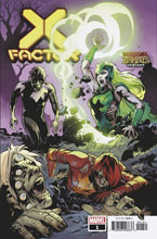 Image: X-Factor #1 (variant Marvel Zombies cover - Lupacchino) - Marvel Comics