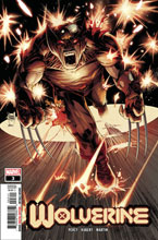 Image: Wolverine #3 (DX) - Marvel Comics