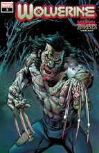 Image: Wolverine #3 (variant Marvel Zombies cover - Tom Raney) - Marvel Comics
