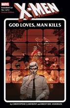 Image: X-Men: God Loves, Man Kills Extended Cut #1 (variant cover - Artist A) - Marvel Comics