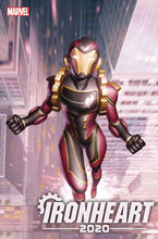 Image: 2020 Ironheart #1 (variant cover - Yoon) - Marvel Comics