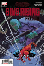 Image: Amazing Spider-Man: Sins Rising Prelude #1 - Marvel Comics