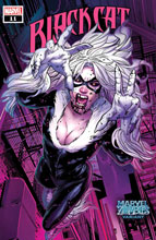 Image: Black Cat #11 (variant Marvel Zombies cover - Land) - Marvel Comics