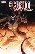Image: Scream: Curse of Carnage #6 (variant cover - Tan) - Marvel Comics