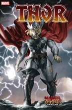 Image: Thor #5 (variant Marvel Zombies cover - Yoon) - Marvel Comics