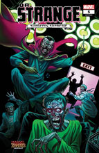 Image: Doctor Strange #5 (variant Marvel Zombies cover - Luke Ross) - Marvel Comics