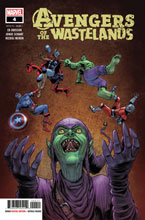 Image: Avengers of the Wastelands #4 - Marvel Comics