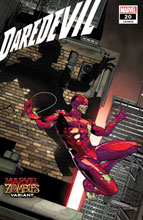 Image: Daredevil #20 (variant Marvel Zombies cover - Sliney) - Marvel Comics