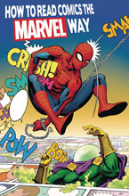 Image: How to Read Comics the Marvel Way #1 (variant cover - Rodriguez) - Marvel Comics