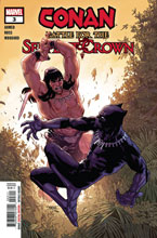 Image: Conan: Battle for the Serpent Crown #3 - Marvel Comics