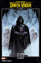 Image: Star Wars: Darth Vader #3 (variant Empire Strikes Back cover - Sprouse) - Marvel Comics