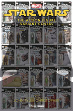 Image: Star Wars Action Figure Variant Covers #1 - Marvel Comics