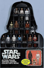 Image: Star Wars Action Figure Variant Covers #1 (variant cover - Christopher) - Marvel Comics