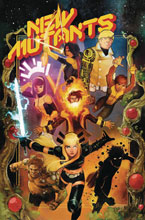 Image: New Mutants by Hickman Vol. 01 SC  - Marvel Comics