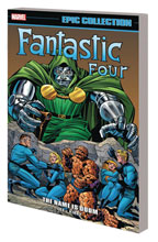 Image: Fantastic Four Epic Collection: The Name is Doom SC  - Marvel Comics